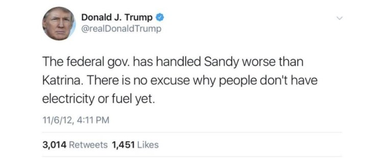Image result for trump's puerto rico tweets