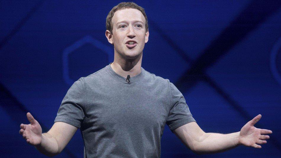 Mark Zuckerberg sets a new goal: 1 billion people using virtual reality