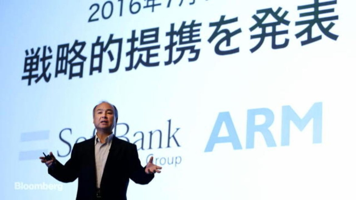 Why Masayoshi Son invested $34 billion on the British semiconductor company ARM