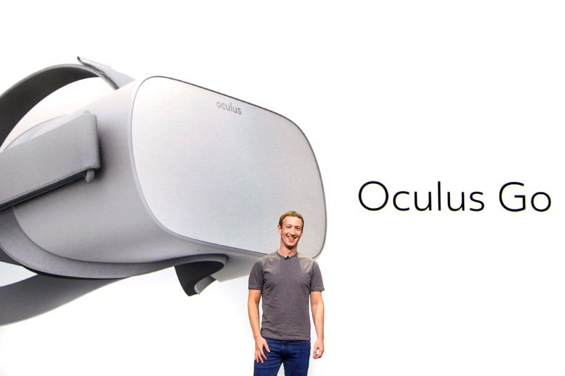 $199 #OculusGo delivers stand-alone VR with no phone or PC needed