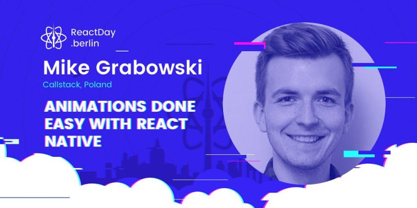 .@Grabbou: Compared to its alternatives, #ReactJS is what makes React Native shine