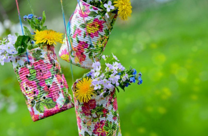 Objetos para decorar jardines