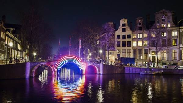 Amsterdam leading the way in artificial intelligence.