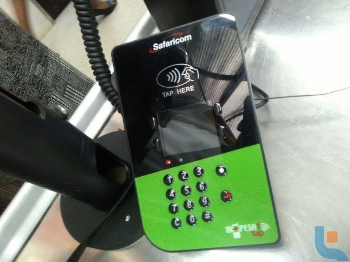 Safaricom 1Tap POS
