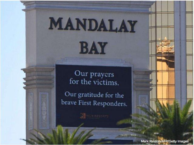 Bay Area Vegas survivor: 'We had a guardian angel watching over us'