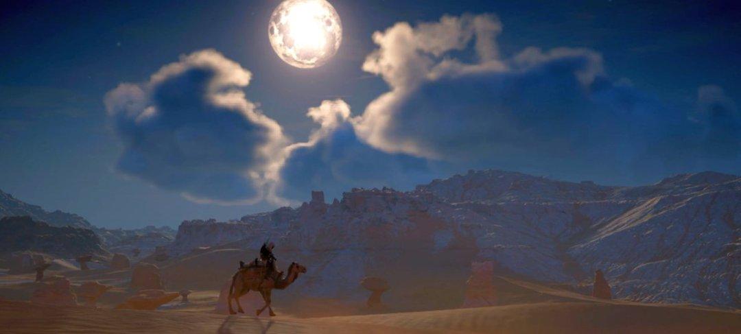 Assassin's Creed Origins gameplay trailer