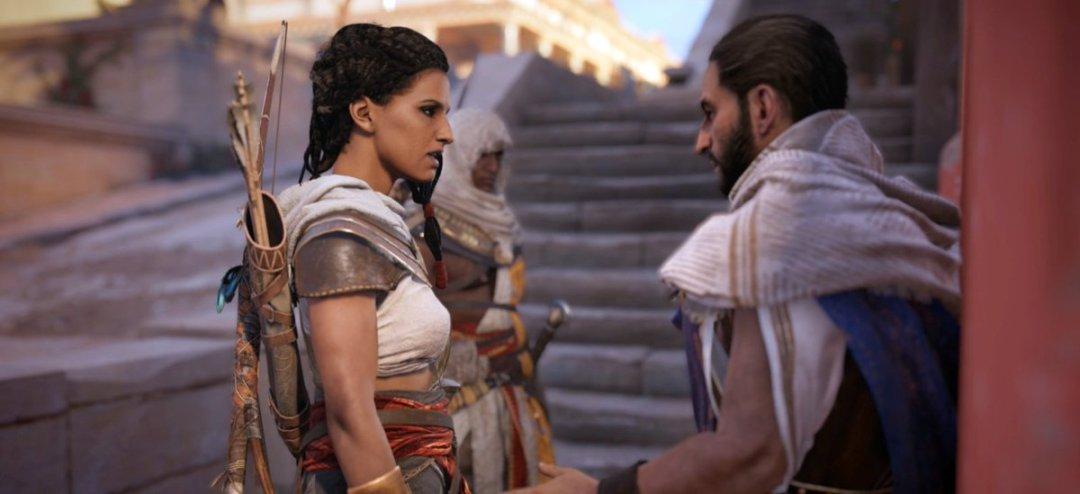 Assassin's Creed Origins Birth of the Brotherhood Trailer