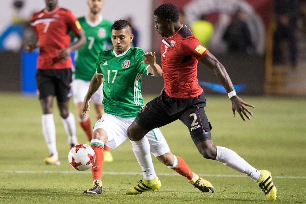 Resumen México vs Trinidad y Tobago 2017