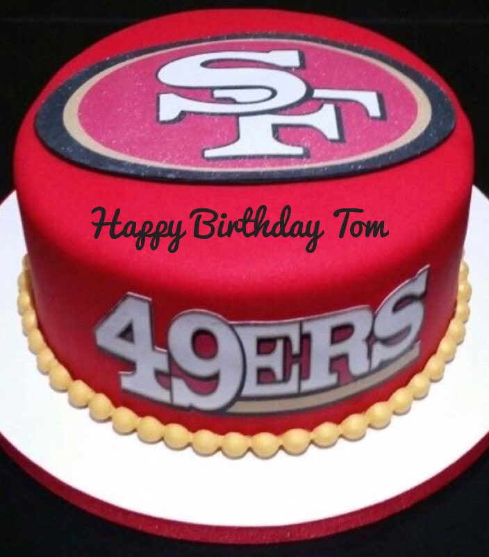 San Francisco 49ers On Twitter Happy Birthday To 49ers Hall Of Famer Tom Rathman Here S 5 Things To Know About No 44