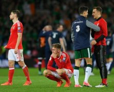 Video: Wales vs Cộng hòa Ailen