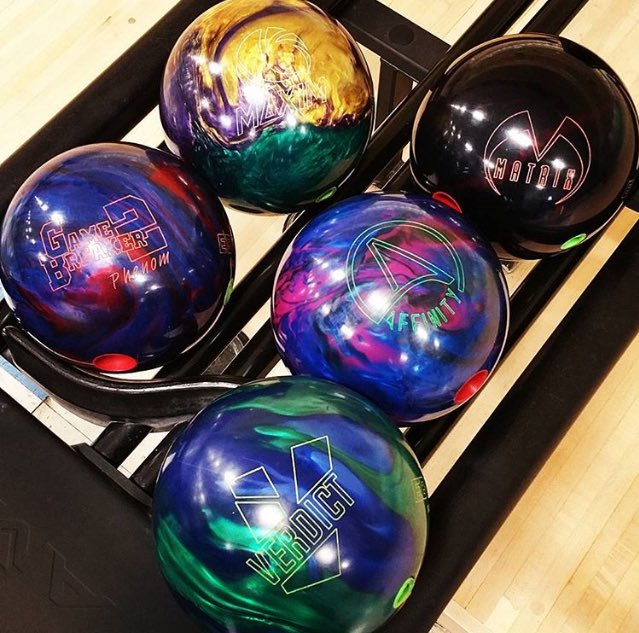 test Twitter Media - What crew are you rollin' with this weekend? #Ebonite https://t.co/B1Ko67SAhc