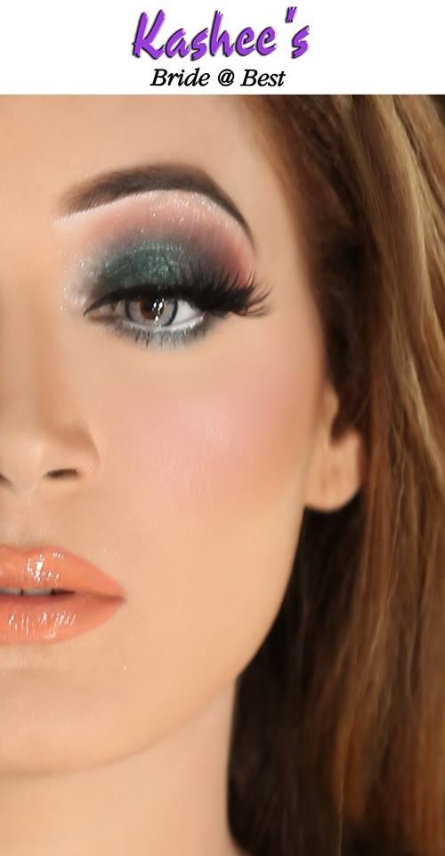 Makeup By Kashee S On Twitter Kashee S Smokey Eye Makeup