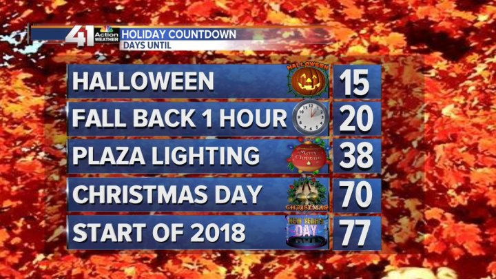 Halloween Thanksgiving Christmas Countdown.Days Till Halloween Thanksgiving And Christmas Amatcartoon Co