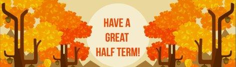 "City of London School for Girls on Twitter: ""Happy half term everyone! Enjoy the break #holidays #halftermholiday… """