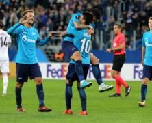 Video: Zenit vs Rosenborg