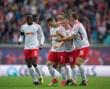 Video: RB Leipzig vs Stuttgart