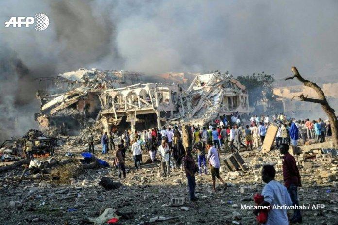 highlights Somalia's weakness