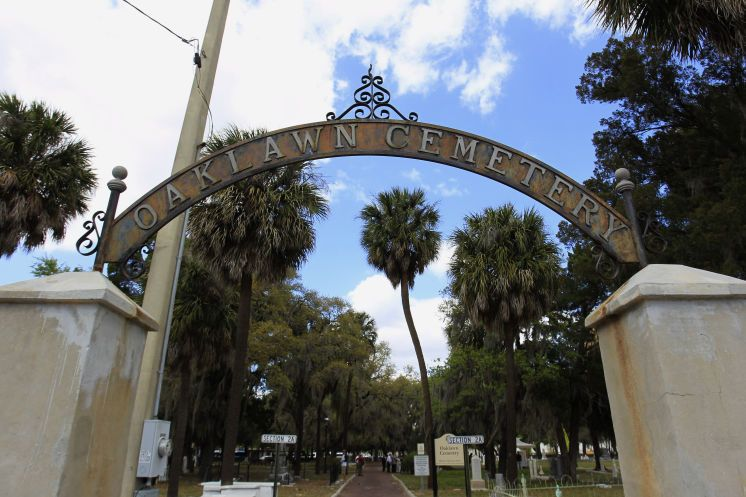Tampa's Oaklawn #Cemetery placed on National Register of Historic Places  #history #genealogy