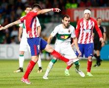 Video: Elche vs Atletico Madrid