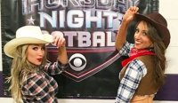 The Ravens Cheerleaders Broke Out The Halloween Costumes For Thursday Night Football