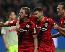 Video: Bayer Leverkusen vs Cologne