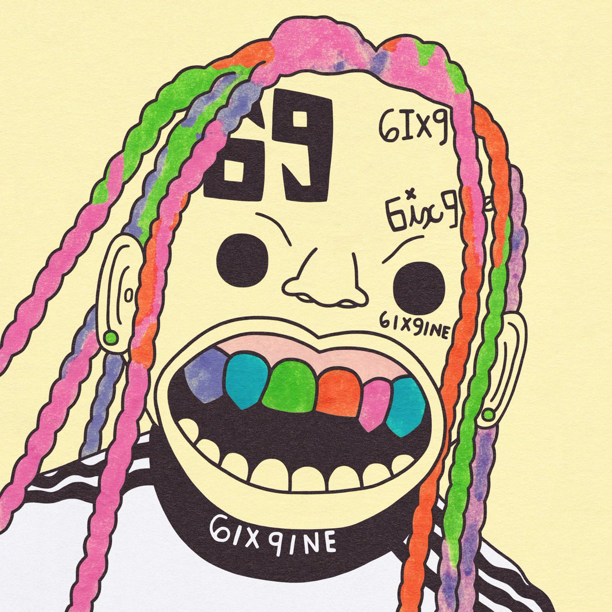 30 Info How To Draw 6ix9ine Worksheets With Video Tutorial