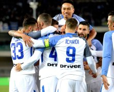 Video: Hellas Verona vs Inter Milan
