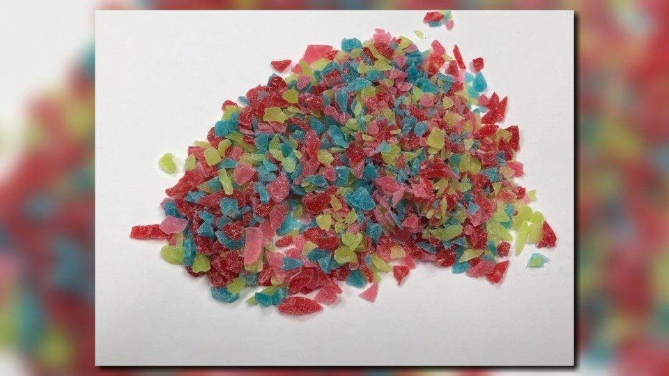 Florida sheriff's department warns of bath salts that look like Halloween candy