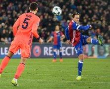 Video: Basel vs CSKA Moskva
