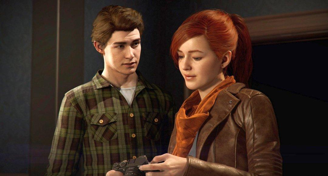 Spider-Man PS4 Teaser