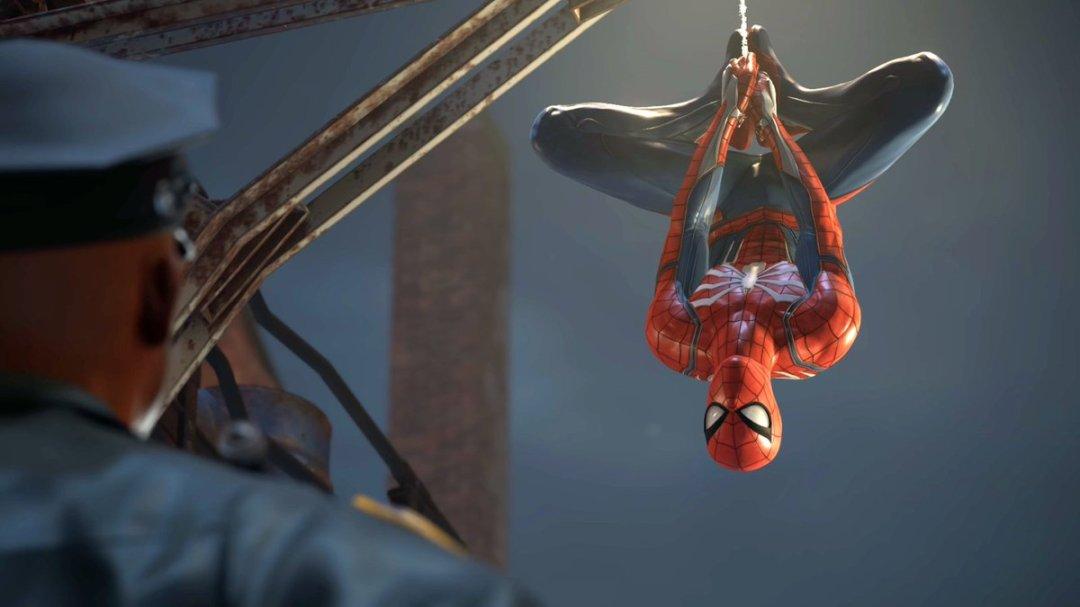 Spider-Man Paris Games Week 2017 Teaser