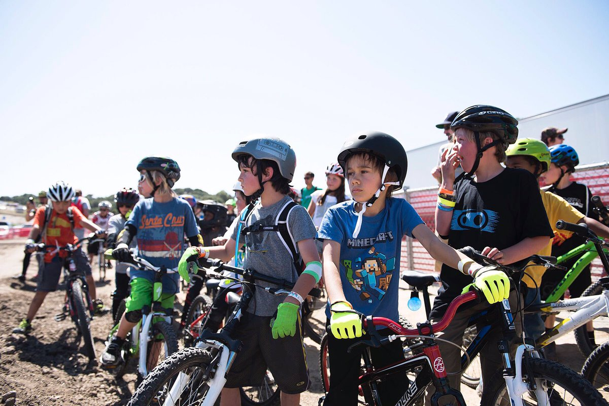 test Twitter Media - The Specialized Kids Zone allows kids twelve and under to try out their bike skills on obstacles appropriate for their age and riding level! https://t.co/UIcNgBa08p