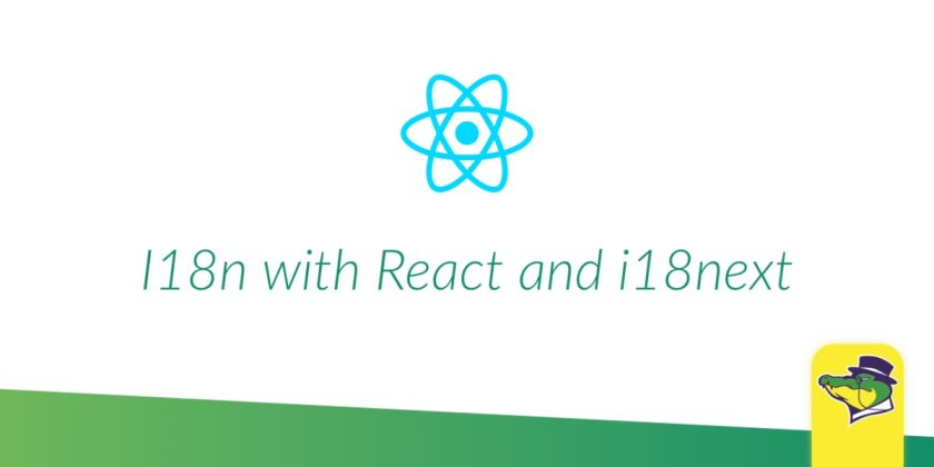 I18n with React and i18next  #ReactJS