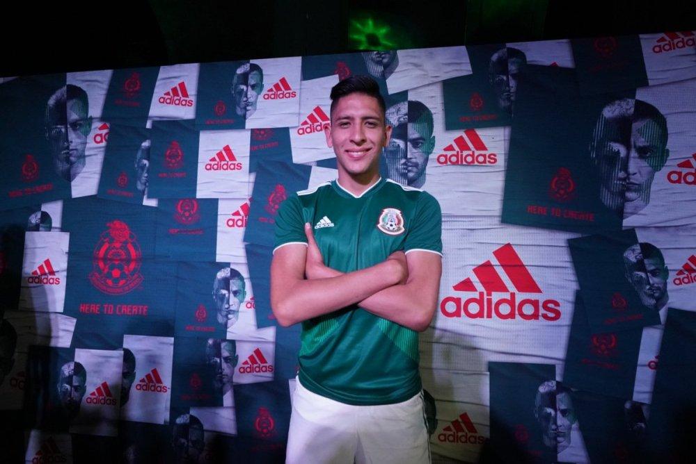 Jersey México 2018