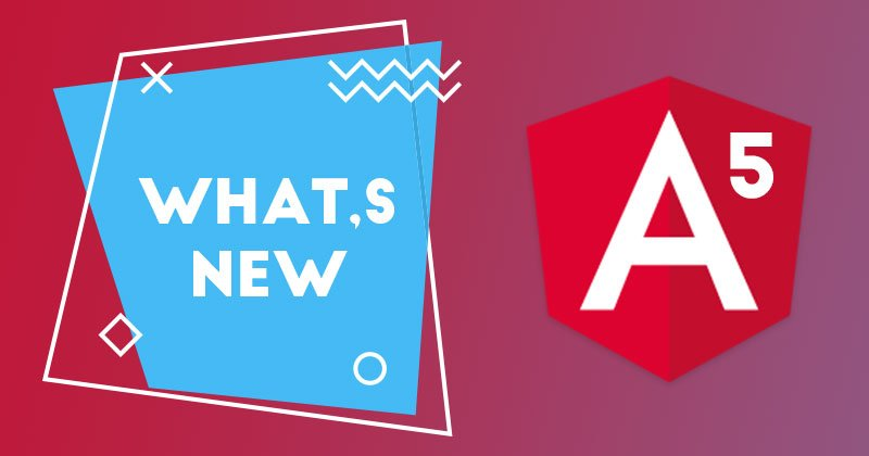 What Is New In #Angularv5 by @jinalshah999 cc @CsharpCorner  #Angular #Angular5 #HTTPClient