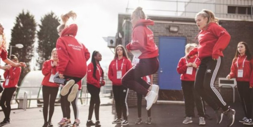Fear and lack of confidence are stopping girls doing more exercise at school
