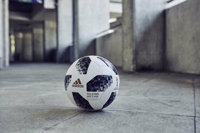 Telstar 18: balón de Rusia 2018