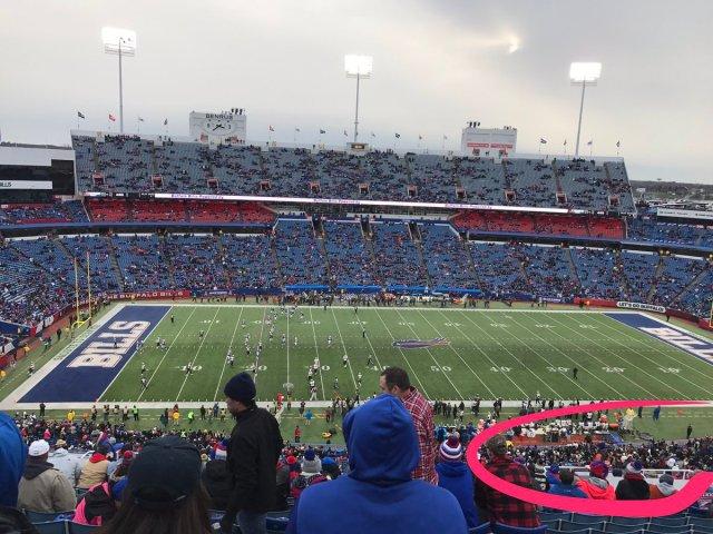 New Orleans Saints Vs. Buffalo Bills