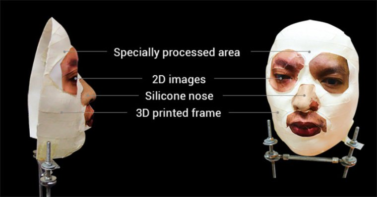 All it took for researchers was a mask to bypass #iPhoneX' #FaceID |  #Security #Privacy #AI