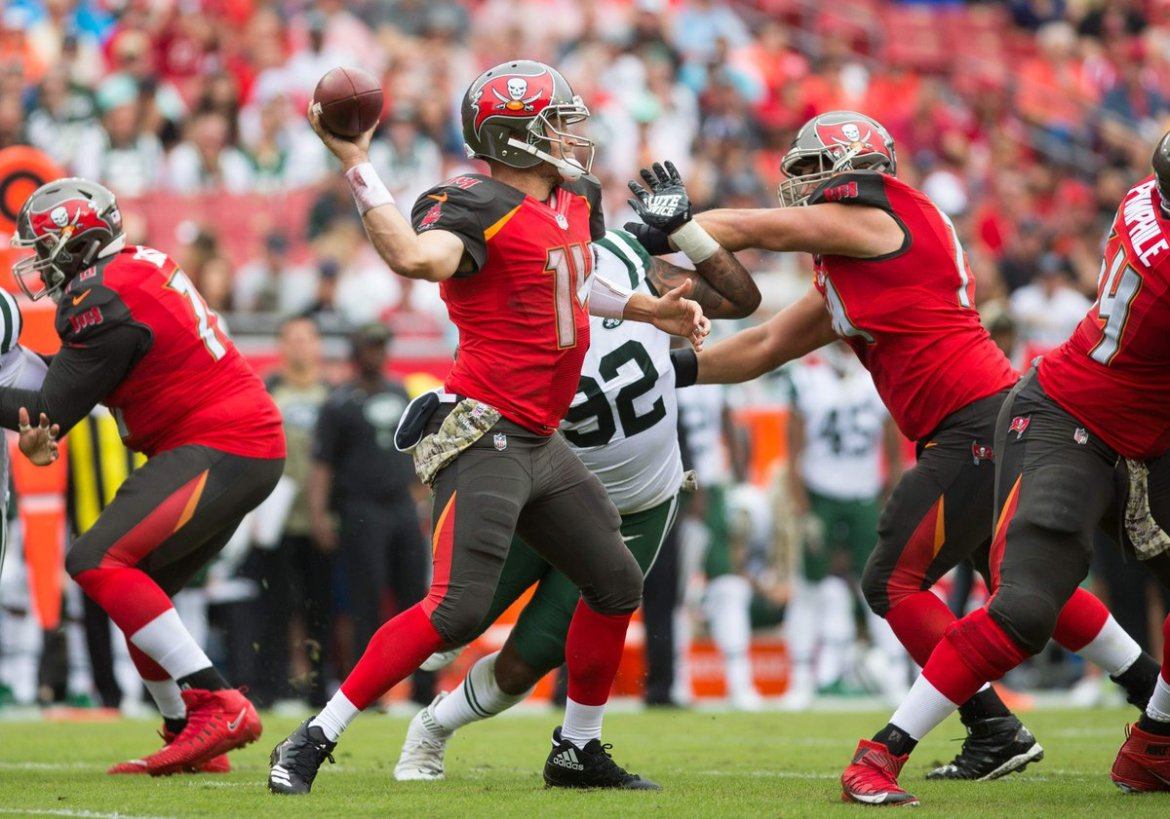 Bucs-Jets: A by-the-numbers look at Tampa Bay's 15-10 win  @TB_Times
