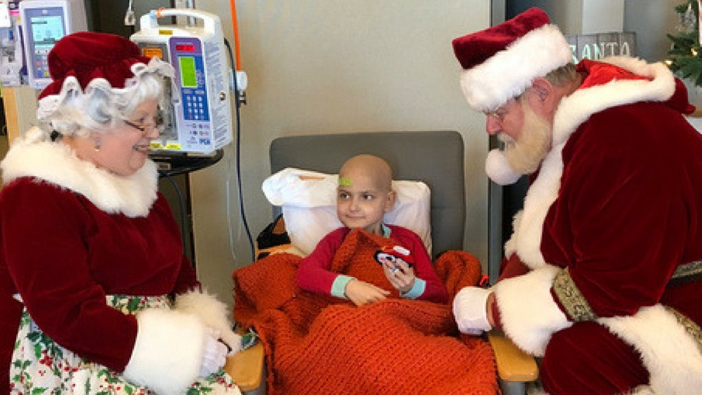 Wish Granted: Christmas comes early for Maine boy fighting cancer