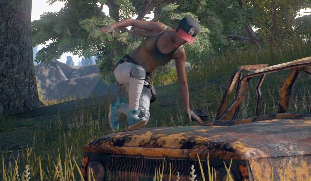 PlayerUnknown's Battlegrounds 1.0 Update #2 Patch Notes