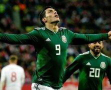 Video: Ba Lan vs Mexico