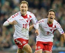 Video: Cộng hòa Ailen vs Đan Mạch
