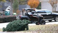 Jimbo Fisher's Christmas Tree Broke The News Of Him Leaving Florida State For Texas A&M