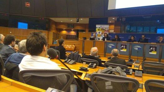 test Twitter Media - Podéis seguir el streaming de las conferencias en el parlamento europeo en las que participa la Asociación @Postfranquismo  #FranquismoPostFranco https://t.co/RBEVRljls7 https://t.co/NxwWqUBrij
