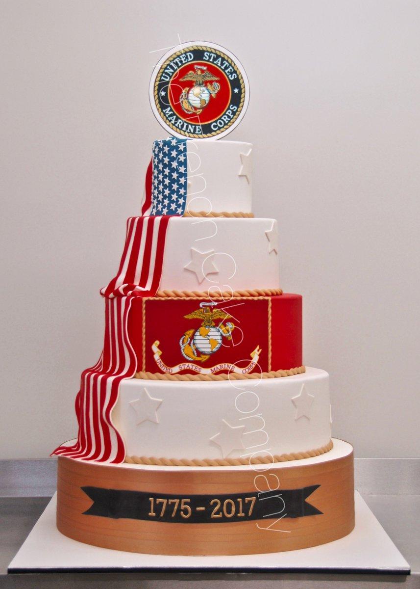 French Cake Company On Twitter Us Marine Corps Ball 2017 In Belgium 1m Tall Marinecorpsball Unitedstates Cakedecorating Belgium
