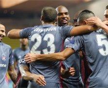 Video: Besiktas vs Porto