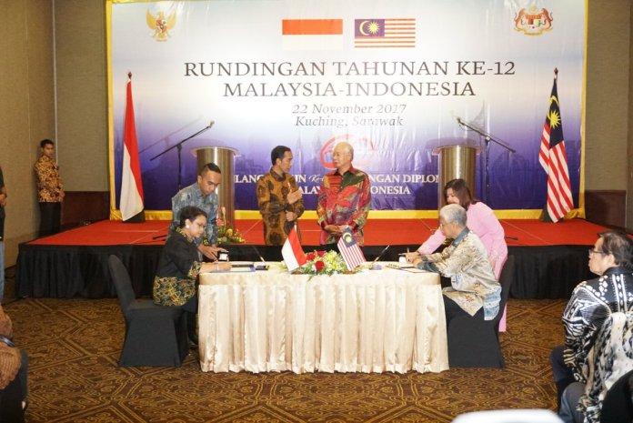 Indonesian Embassy Kuala Lumpur On Twitter Penandatanganan Mou Antara Ri Dan Malaysia Mengenai Kerja Sama Bidang Pendidikan Tinggi Islam Oleh Menlu Ri Dan Menteri Pendidikan Tinggi Malaysia Disaksikan Presiden Jokowi Dan Pm