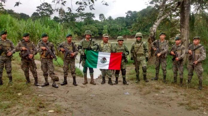 Image result for ejercito mexicano en la frontera